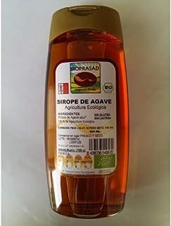 Bioprasad - Sirope De Agave Bio 700 Gramos - Sin Gluten Sin Lactosa - Procedente De Agricultura Ecológica