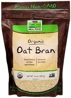Now Foods Oat Bran - 14 oz ( Multi-Pack)