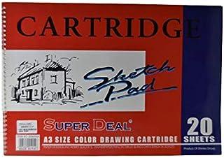 Super Deal A3 Drawing Book Color