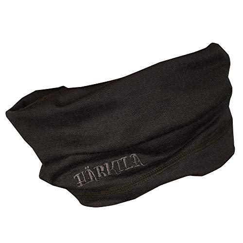 Härkila® All Season Halstuch aus Wolle - Warmer und leichter Rohrschal aus 100% mulesingfreier Merinowolle - Halswärmer Sport und Freizeit - Multifunktionstuch