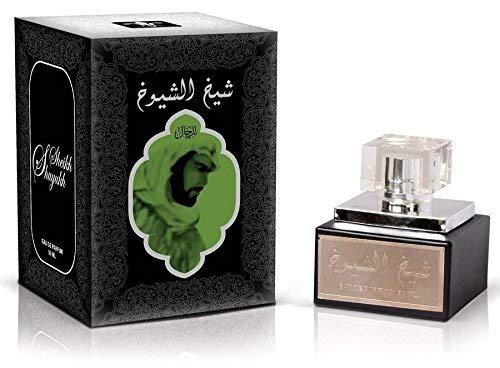 Sheikh Al Shuyukh Parfümspray Arabischer Oudh Attar 50 ml orientalischer Duft