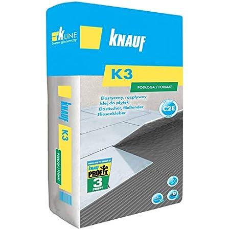 knauf tile adhesive k3 25 kg c2e super