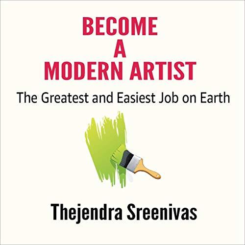 Become a Modern Artist audiobook cover art