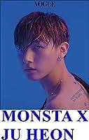 MONSTA X JU HEON/VOGUE(ヴォーグ) KOREA 6月号2020/【4点構成】/韓国雑誌/モンスターXジュホン/K-POP/KPOP/JUHEON/IM/表紙2種中1種ランダム発送