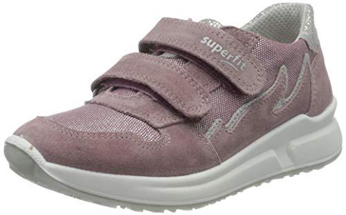 Superfit Mädchen Merida Sneaker, Violett (Lila 90), 30 EU