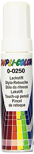 Dupli-Color 598371 Lackstift Auto-Color Grundierung weiß 0-0250 12ml, White