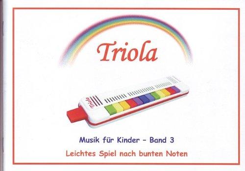 CA Seydel Triola Liederbuch Band 3 deutsche Kinderlieder