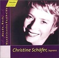Christine Sch盲fer, Soprano (2002-05-28)