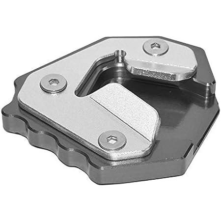 Motorrad Cnc Ständer Seitenständer Vergrößerungsplatte Verlängerungspad Für Bmw S1000xr 15 19 Auto