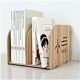 Desk Organiser Shelf,Wooden Office Desktop...