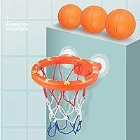 ノーブランド品Children bath toys fun basketball hoops.