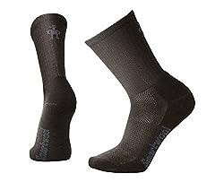 Smartwool Hiking Crew Socks Men's Medium Cushioned Wool Performance Sock