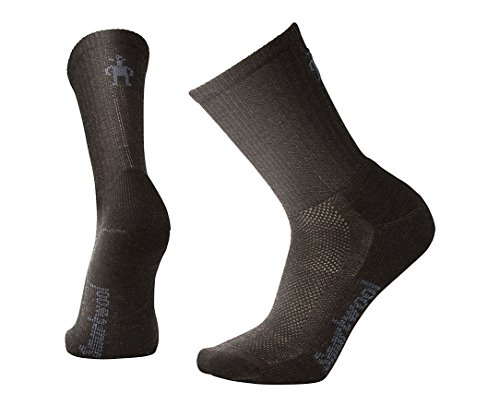 Smartwool Men's Hike Ultra Light Crew Socks (Chestnut) Large
