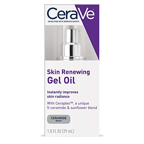 Price comparison product image CeraVe Gel Oil / 1 Ounce / Anti Aging Gel Serum for Face to Boost Hydration / Packaging May Vary