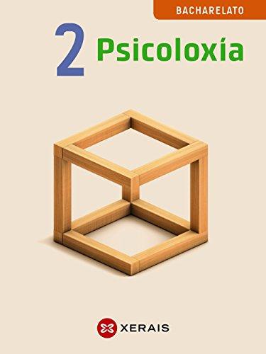 Psicoloxía 2º Bacharelato (2016) (Libros De Texto - Bacharelato) - 9788491210351