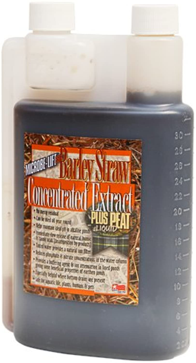 Ecological Labs (MicrobeLift) AEL20287 Concentrated Barley Straw