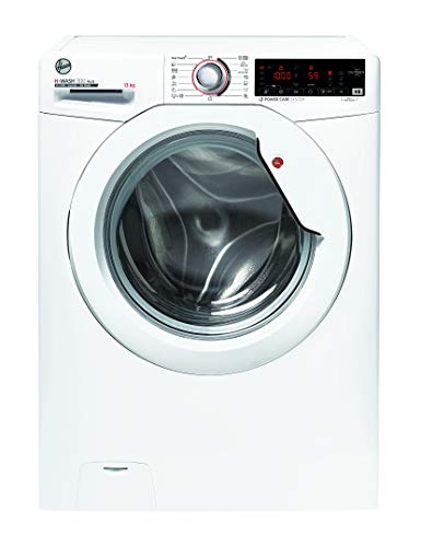 Hoover H-WASH 300 H3W 413TXME/1-S Waschmaschine / 13 kg / 1400 U/Min / Smarte Bedienung mit NFC-Technologie / BPM Inverter-Motor / All In One-Technologie