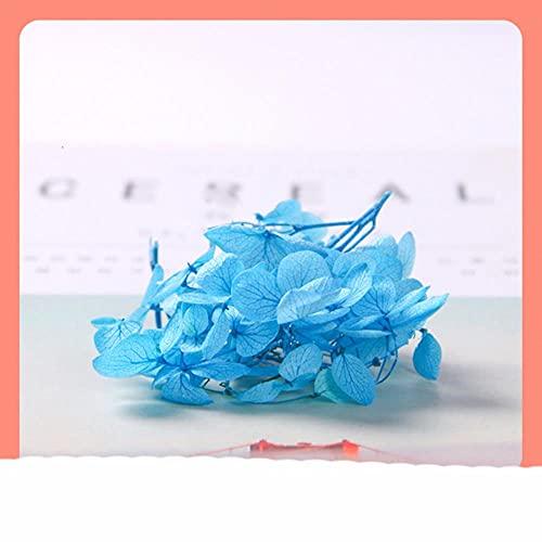 Diy hacer pieza de cera perfumada decoración de aromaterapia suministros para hacer velas té 3d flor muere Navidad flor-hortensia 1g