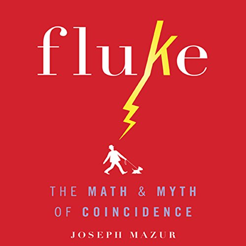 Fluke audiobook cover art