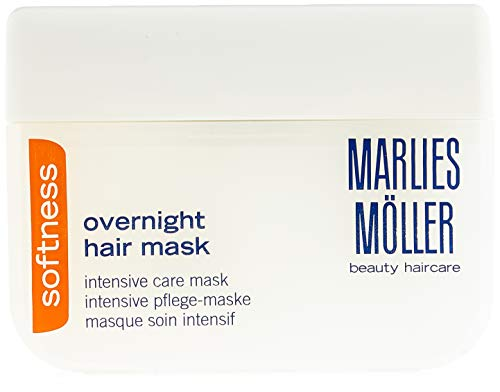 MARLIES MÖLLER Softness Overnight Care Haarmaske, 125 ml