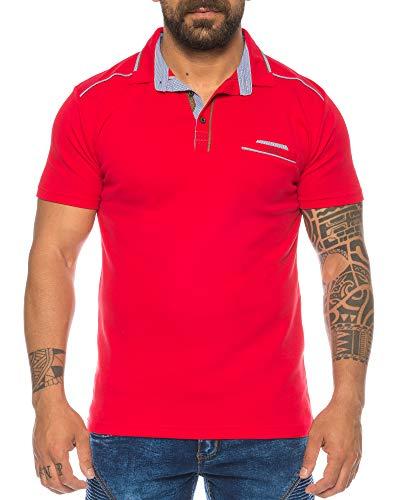 Raff&Taff heren T-shirt polohemd poloshirt hemd | M - XXL katoen | dagelijks sport werk