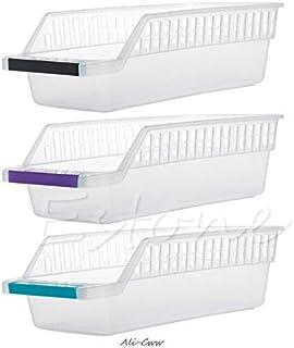 Bottles - Storage Collecting Box Basket Kitchen Refrigerator Fruit Organiser Rack Holder