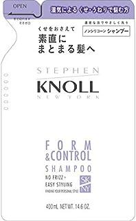 コーセー スティーブンノル フォルムコントロール シャンプー 詰替え用 400mL