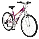 26' Granite Peak Women's Mountain Bike, Purple