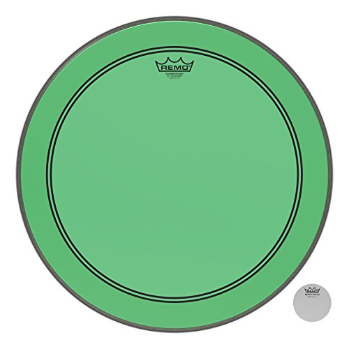 Remo Bass Drum koppen (P3-1320-ct-gn)
