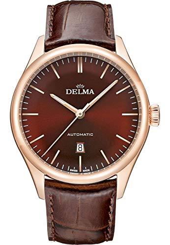 DELMA - Armbanduhr - Herren - Heritage Automatic - 43601.688.6.101