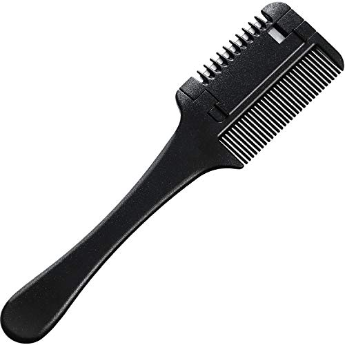 Razor Comb Hair Thinner Comb Hair Styling Razor Comb Hair Cutter Razor Comb...