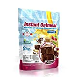 Quamtrax Gourmet Instant Oatmeal - 2 kg Brownie
