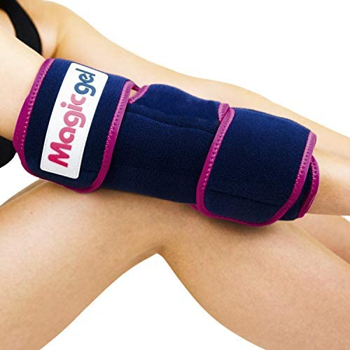 Elbow Ice Pack with Professional Wrap Compression Cold Therapy Reduces Swelling Inflammation product image