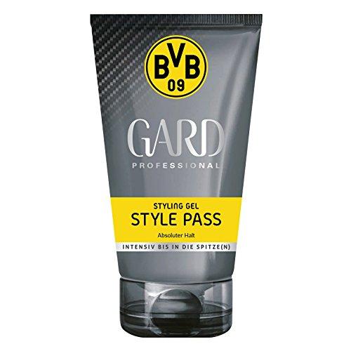 Borussia Dortmund Styling Gel von GARD one size