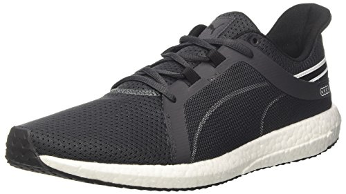 Puma Herren Mega NRGY Turbo 2 Cross-Trainer, Schwarz (Asphalt Black), 43 EU