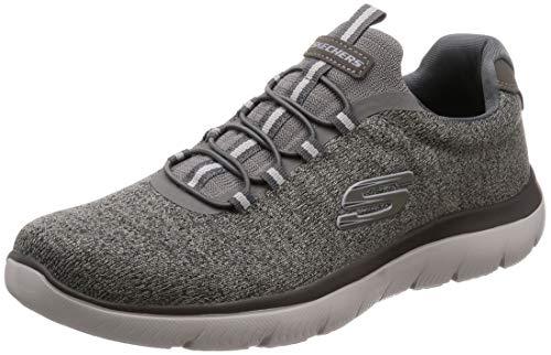 Skechers Sport Mens Summits FORTON Sneakers Men Grau, Schuhgröße:42 EU