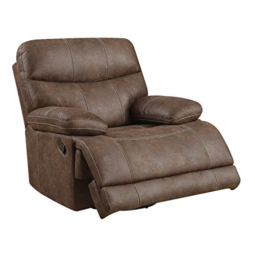 Emerald Home Earl Brown Recliner