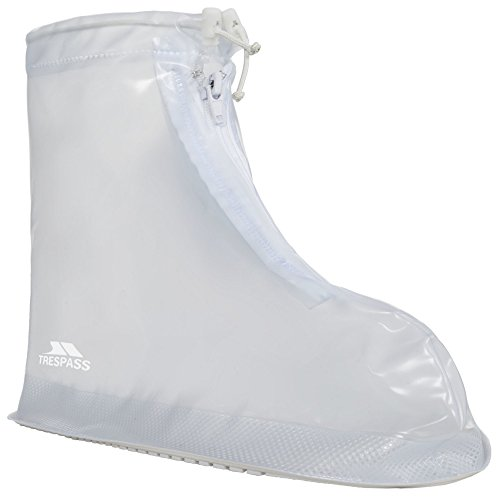 Trespass SHOEPROTECTORS Sockentasche, 26 cm, Clear