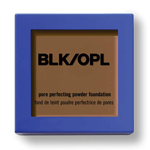 BLK/OPL TRUE COLOR Pore Perfecting Powder Foundation SPF 15, Nutmeg — enriched with Vitamins C & E, cruelty-free