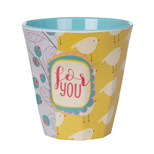 Overbeck and Friends Coco for you Mélamine Tasse