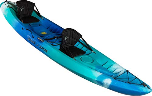 Ocean Kayak Malibu Two XL Tandem Kayak (Envy, 13 Feet 4 Inches)