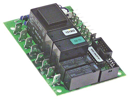 Comenda Platine für Spülmaschine FC3M, FC4M, FC3MA, FC4MA Breite 70mm Länge 100mm 230V 230V FC3M/FC4M