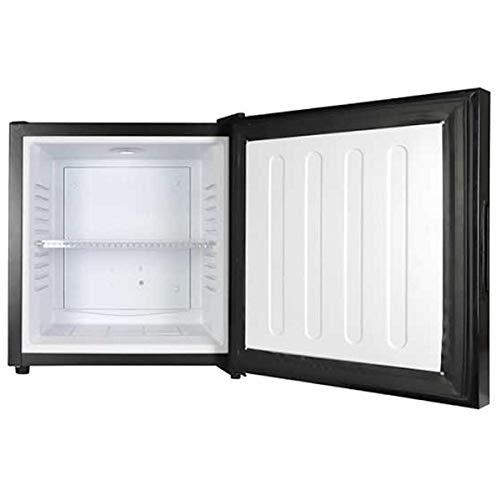 エスキュービズムA-Stage1ドア冷蔵庫20Lミラーガラスペルチェ式WRH-M120ブラックS-cubism