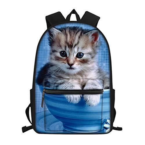 Dolyues Mochila casual para niños, mochila escolar, mochila para niños