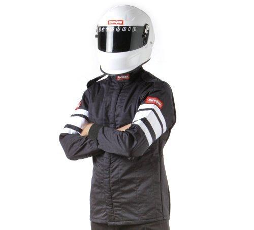 RaceQuip LG/BLK SFI-5 Jacket