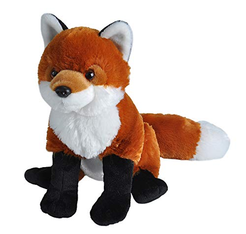 Wild Republic-10944 CK Zorro de Peluche Cuddlekins, Color