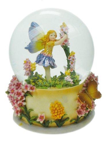 Spieluhrenwelt 14191 Glitzerkugel Blumenfee