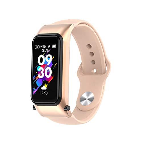 New Sport Smart Watch X4 Smart Band para Mujeres Hombres Monitor de presión Arterial Monitor de muñeca Inteligente SmartWatch Pulsera Pulsera,A