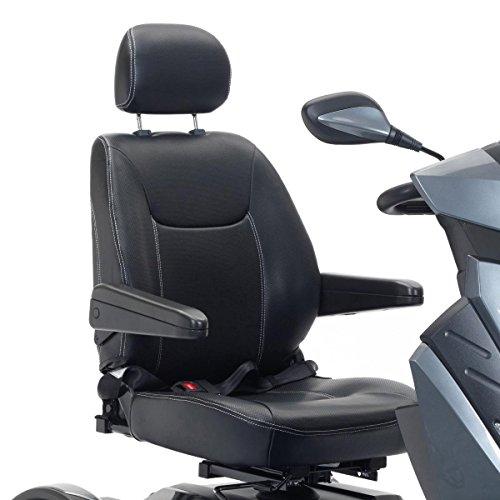 Drive King Cobra Shoprider Elektromobil mit 4 Rädern, strapazierfähig, 8 km/h