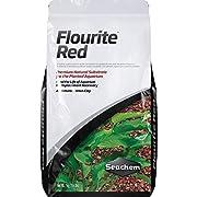 Seachem Flourite Red Clay Gravel- Substrate for Planted Aquarium, 7.7 lb Bag
